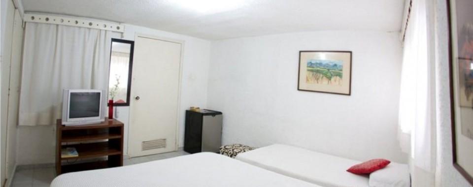 Habitación Standard. Fuente: Hotel Barahona 446 Fanpage Facebook