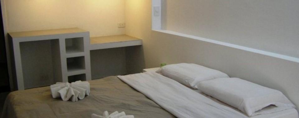 Habitación Superior.  Fuente: Hotel Barahona 446 Fanpage Facebook